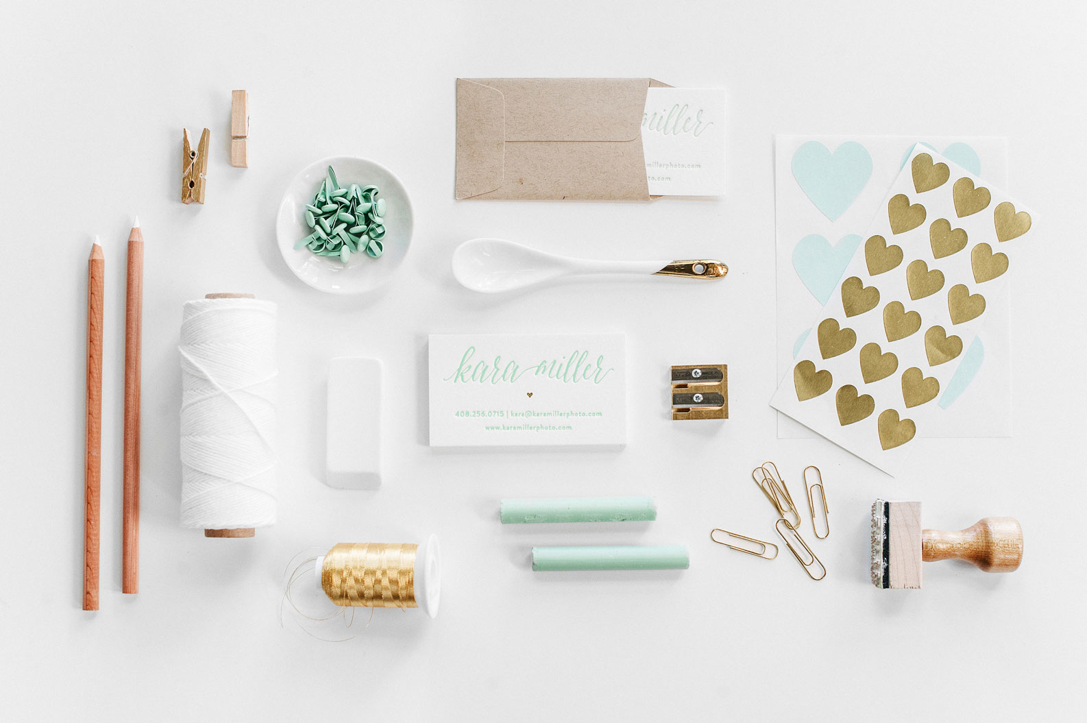 Business Cards | Kara Miller Photography